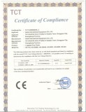 CE certification of Drop Tester