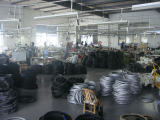 Car Steering Wheel Production