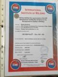 ISO3834 Welding