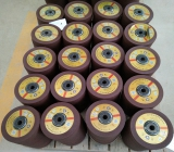 grinding wheel waiting for package