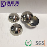 304 316 440C Large Mirror Hollow Stainless Steel Half Sphere