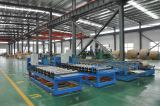 The Production Lines of Aluminium Corrugated Sheet