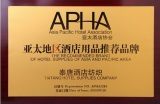Recomended Brand of Hotel Supplies of Asia and Pacific Area