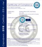 CE Certification of Press Brake