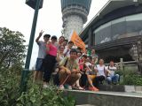 Cytac Tourist in WuTong Mountain