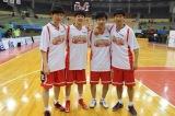 Korea′s basketball team-they are so tall !