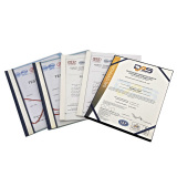 Quality certificates of Haivo