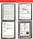 Certificates of our products