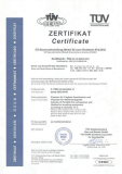 TUV Certificate-6