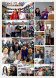 115TH CANTON FAIR WITH CUSTOMERS