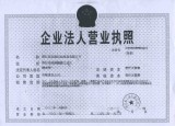CORPORATION BUSINESS LICENSE