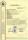 CE certificate for shot blasting machine (blasting turbines, blasting wheel )