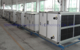 Air Handlers or FCU Production Area