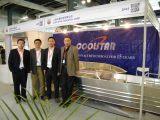 China (Shanghai) International Boat show on 2014