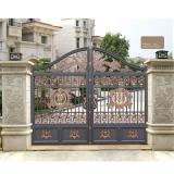Decorative Aluminum Garden Gate