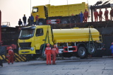 water tank truck for africa