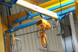 Site Photos of 1ton Electric Chain Hoist