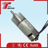 37mm DC gear small electric motor 24V for valves