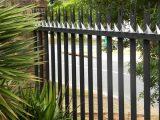 security razor mesh fence