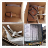 Packing of office chair