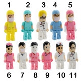 Doctor Nurse model USB 2.0 Flash Memory