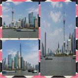 We are in Shanghai China