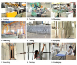 Production process of aluminum ceiling