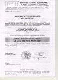 ITB certificate