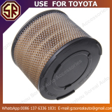 High Quality Auto Filter Air Filter 17801-0c010 for Toyota