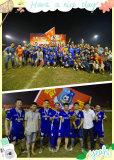 AMAHA sponsored football team