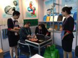 Buyer from South America in Canton Fair