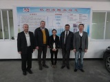 Macedonia Customers Audit Our Factory on November 22th,2014