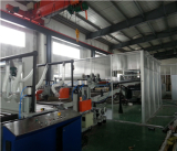 polycarbonate soild sheet /pc sheet co-extruding lines/production lines