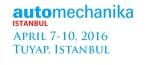 Automechanika Istanbul 2016 April 7-10 ,2016