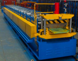 Seaming roof tile making machine roll forming machine