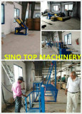 Edgeboard machine installation for ARUBINDO INDIA