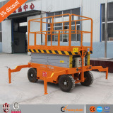 5% discount mobile scissor lift in stock