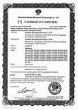 CE Certification of hualingan