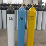 Newly Design Oxygen/CO2 /Ar/Nitrogen 40L Gas Cylinder