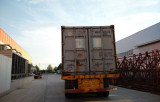 Finishing-Loading-Container