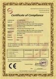 EMC Certificate of 3D Printer