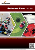 Parts Catalogue in July, 2013