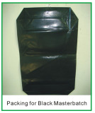 Packing Information for black masterbatch