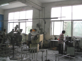 Machine Room of Stainless Steel
