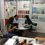 GrandShine attended the Myanmar Building Materials Fair.