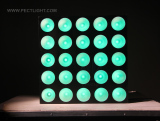 25X9W RGB LED MATRIX BLINDER LIGHT