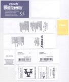 Printed Label Book