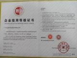 Company Credity Certificate