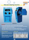 Stainless Steel Manual Wet Sandblasting Machine