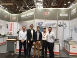 We are here on Drupa 2016